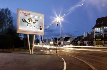 Outdoor LED Digital Billboards