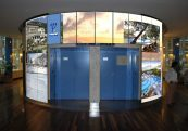 Retail Multi Display ClubMed Paris Powered by QL