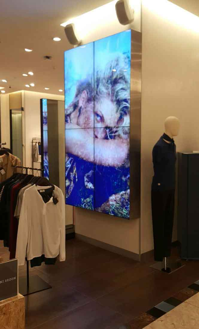 Video Wall Signage Multi Display Digital Signage Software